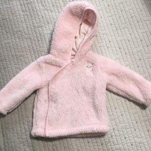 EUC baby girl jacket